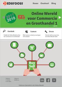 Online wereld voor commercie en groothandel e-commerce MBO - ROC