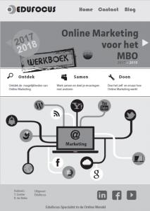 Werkboek Online Marketing voor het MBO - ROC