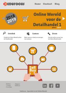 Online wereld voor de detailhandel MBO - ROC