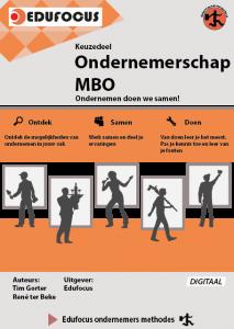 Keuzedeel ondernemerschap MBO K0165