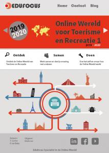 Online Wereld voor Toerisme en Recreatie 1