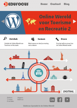Online Wereld voor Toerisme en Recreatie 2