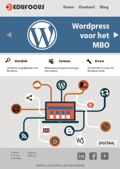 Wordpress voor het MBO