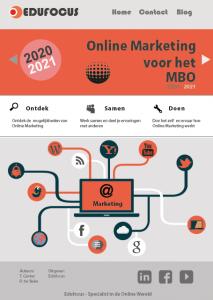 Lesmethode Online marketing MBO E-commerce