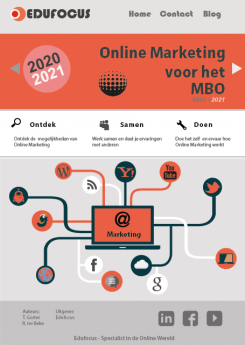 Online marketing voor het MBO