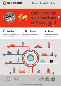 Online Wereld voor Toerisme en Recreatie 1. MBO - ROC