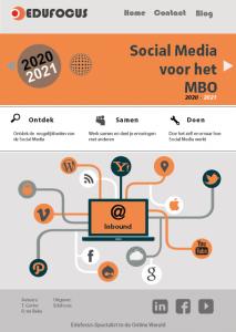 Social Media MBO lesmethode