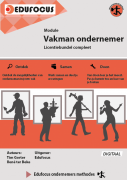 Vakman Ondernemer Licentiebundel compleet