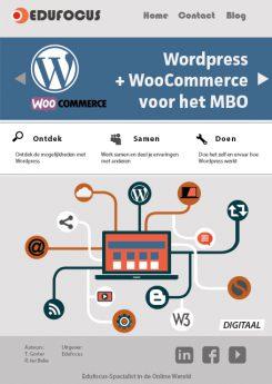 Wordpress + Woocommerce voor het MBO
