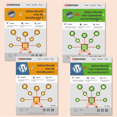 Keuzedeel online marketing en de toepassing van e-commerce