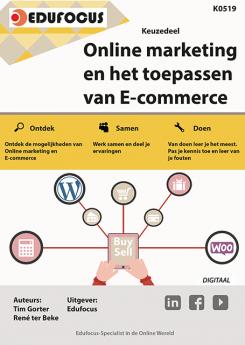 Keuzedeel Online Marketing en het toepassen ven E-commerce K0519